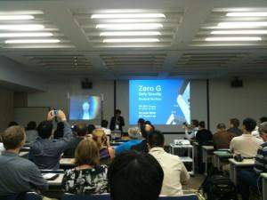 ACM ITS2011の様子2